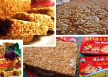 Cay cake- a specialty of Thai Binh