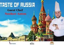 Russian food week in Ha Noi