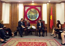 Viet Nam and France foster cultural co-operation