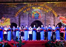 Ha Noi promotes traditional trade villages