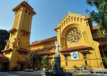 Cua Bac Church – a must-see site in Ha Noi
