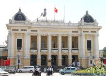 Exhibition features French architecture in Ha Noi